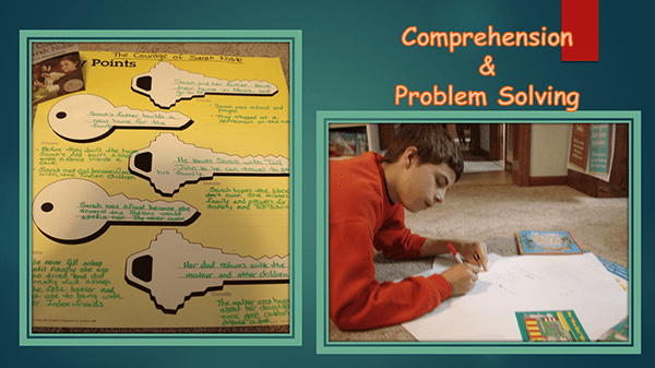 Comprehension & Problem Solving