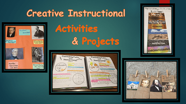 Creative Instruction