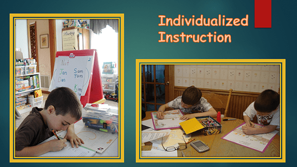 Home School Individualized